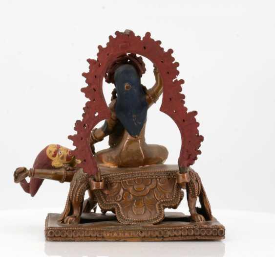 Durga defeats the demon Mahishasura - photo 3
