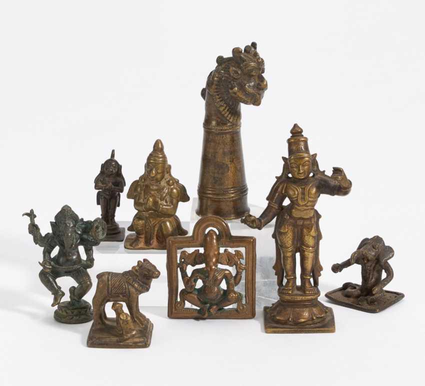 Eight little figures - photo 1