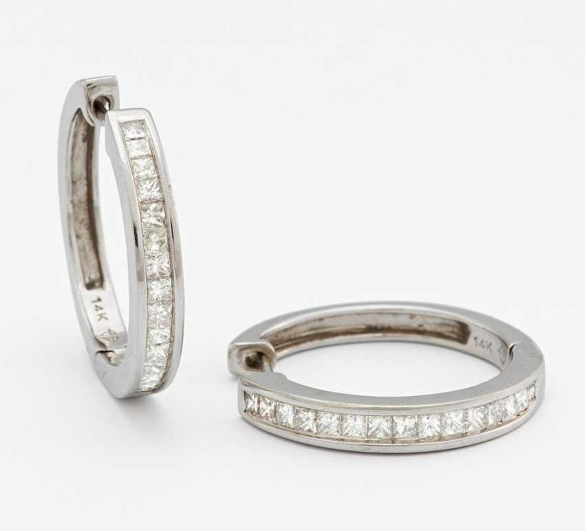 Diamond Creoles - photo 1