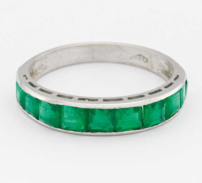 Emerald Ring - photo 1