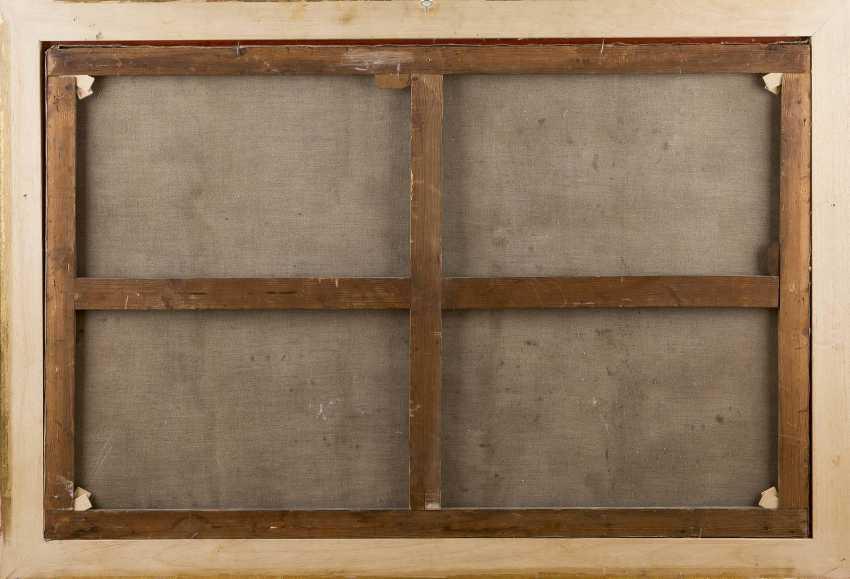 NIEDERLÄNDISCHER MEISTER Tätig 2. Hälfte 19. Jahrhundert STILLLEBEN MIT VIEH - photo 3