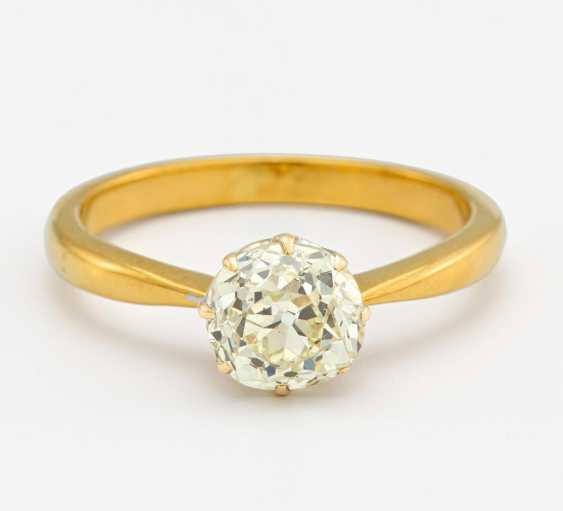 Solitaire-Ring - photo 1
