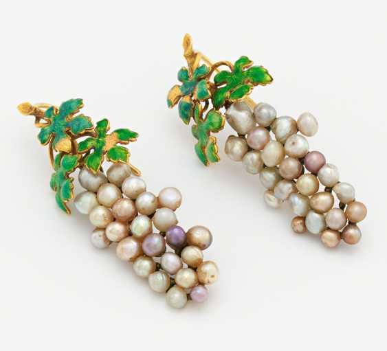 Historical earrings - photo 1