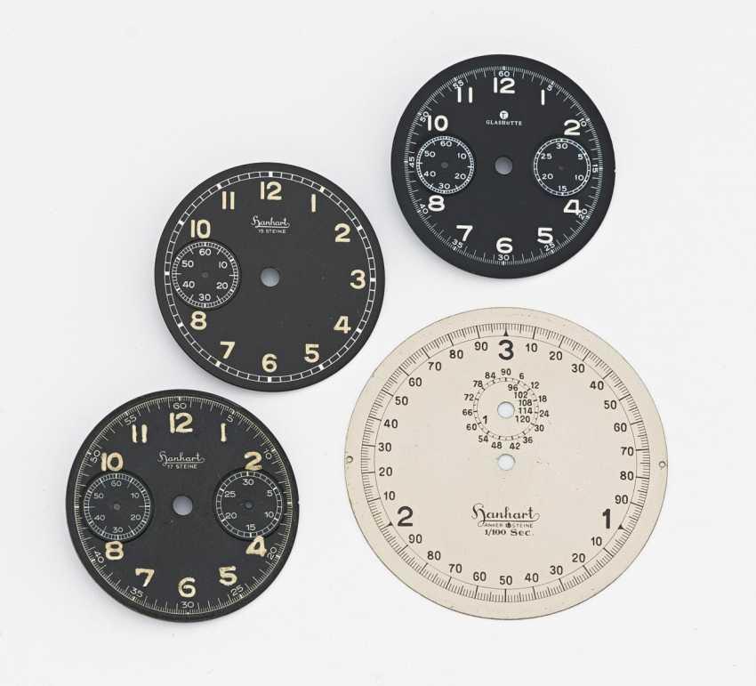Mixed lot: six dials - photo 1