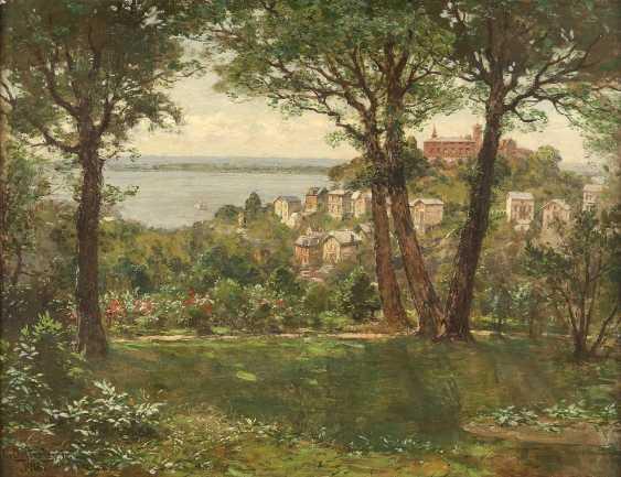 CARL AUGUST HEINRICH FERDINAND OESTERLEY 1839 Göttingen - 1930 Altona-Blankenese Meersburg am Bodensee - photo 1