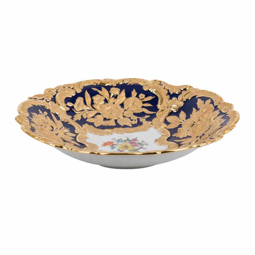 MEISSEN sumptuous bowl, 20th century. - photo 2
