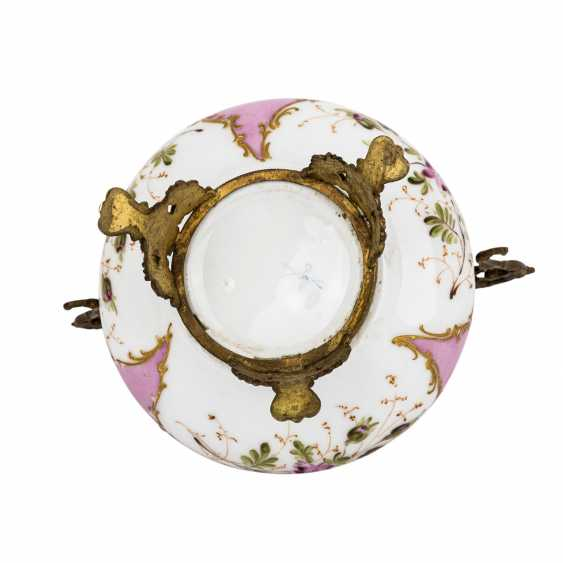 LID JAR IN SEVRES STYLE - photo 6
