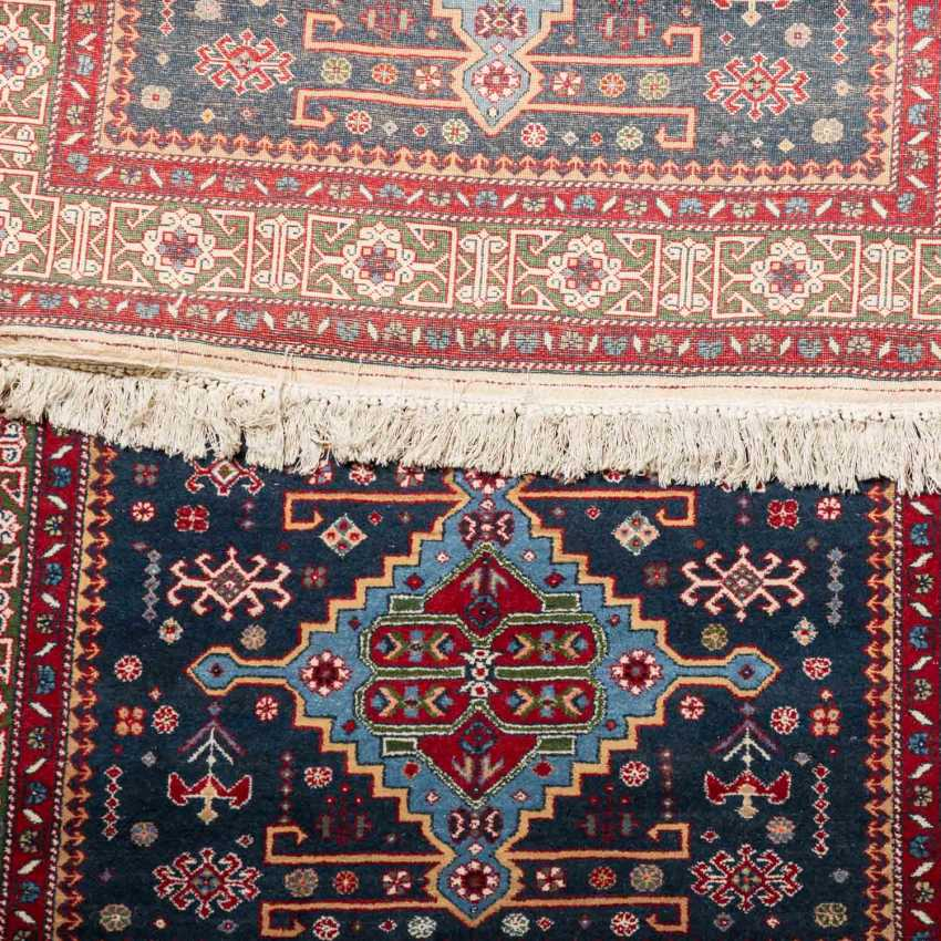 Four village carpets. PERSIA and TURKEY: - photo 3