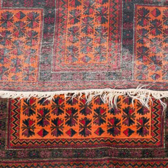 Four village carpets. PERSIA and TURKEY: - photo 6