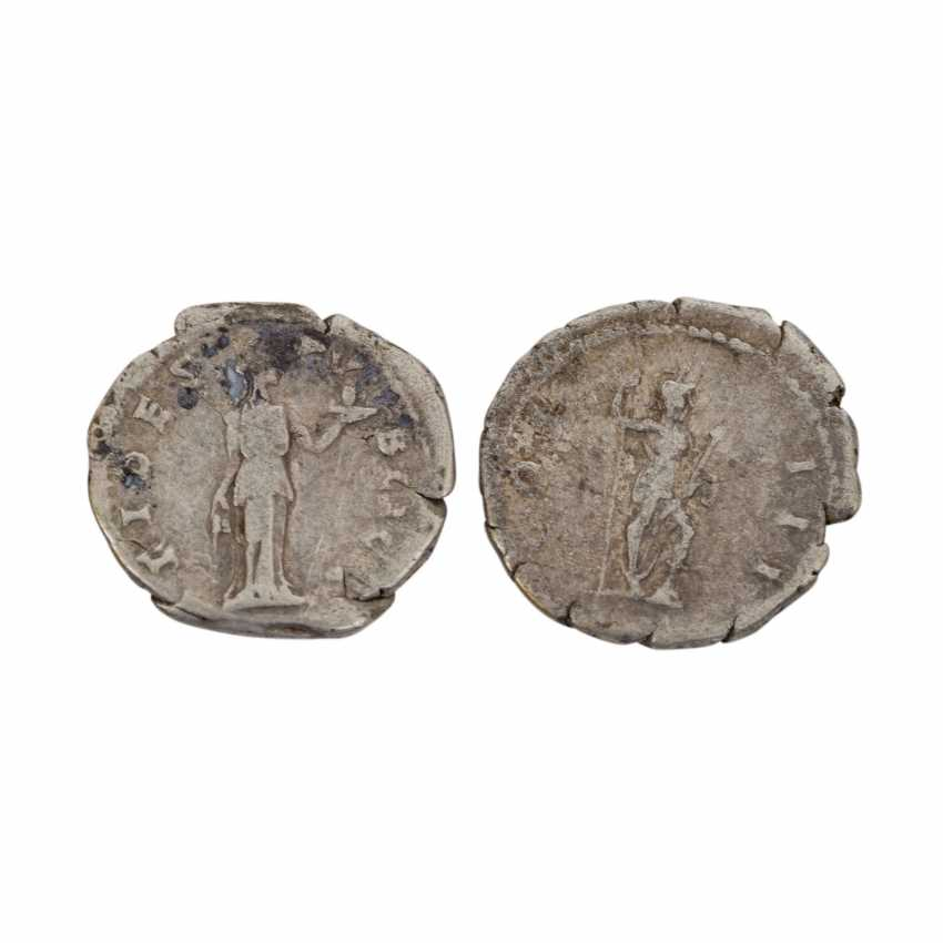 2 coins of the Roman Empire - - photo 2