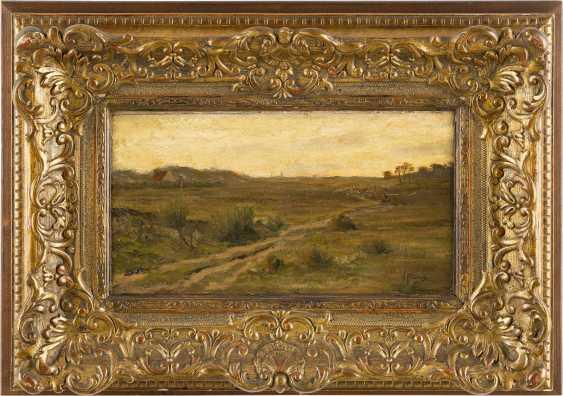 ANTON MAUVE (ATTR.) 1838 Zaandam - 1888 Arnhem Landschaft mit sandigem Weg - photo 2