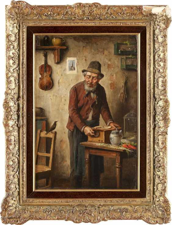 CARL OSTERSETZER 1865 - 1914 In der Werkstatt - photo 2