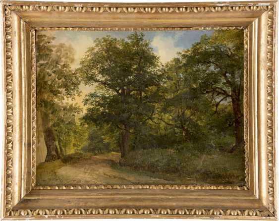 FRIEDRICH GAUERMANN (ATTR.) 1807 Miesenbach (Österreich) - 1862 Wien Waldstudie - photo 2