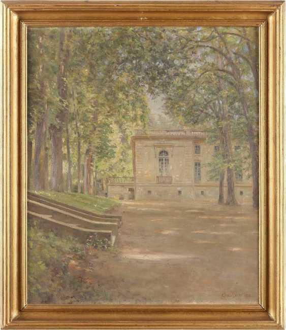 CLOVIS-FRANÇOIS-AUGUSTE DIDIER 1858 Neuilly-sur-Seine Park von Versailles - photo 2