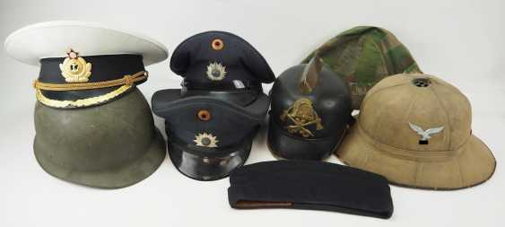 International: Collection of headgear. - photo 1