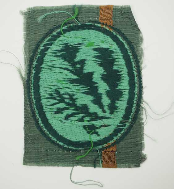 Wehrmacht: sleeve badge for hunter troops. - photo 2