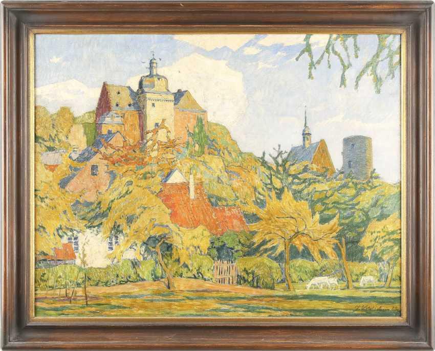 JOSEF KOHLSCHEIN D.J. 1884 Düsseldorf - 1958 Neuss Liedberg - photo 2