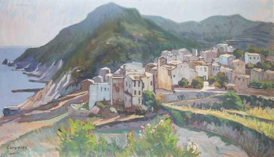 JOSEP MARIA VILA CANELAS (ATTR.) 1913 - 2001 Ansicht von Mallorca - photo 1