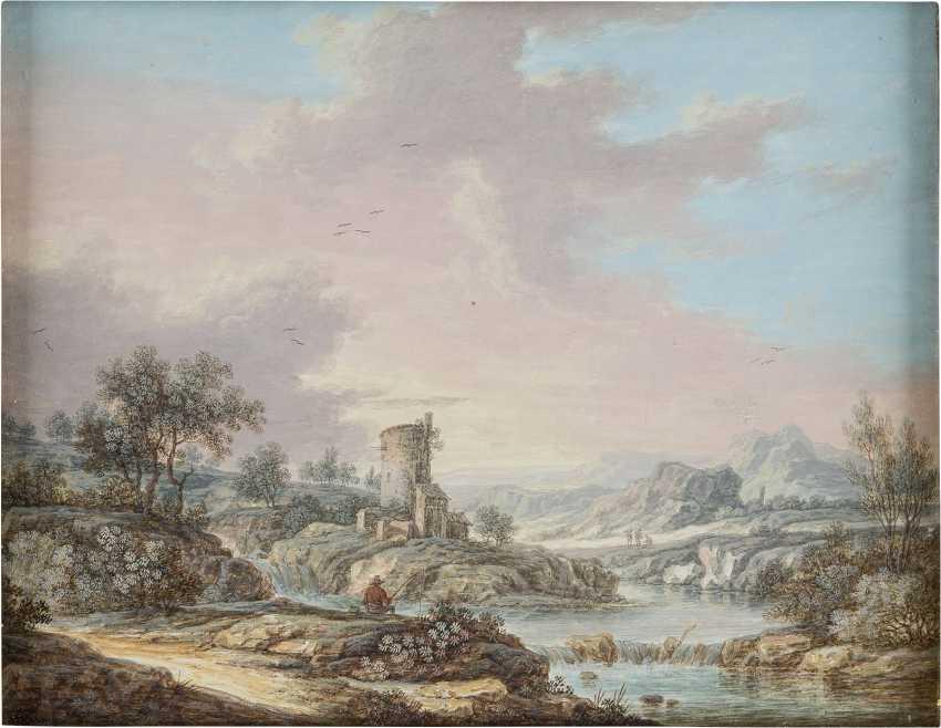 CHRISTOPH LUDWIG AGRICOLA (ATTR.) 1667 Regensburg - 1719 ebenda - photo 3
