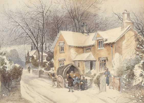 ADRIANUS EVERSEN 1818 Amsterdam - 1897 Delft - photo 1