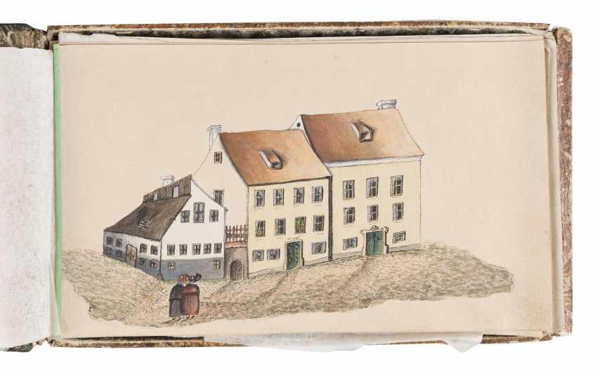 STAMMBUCH / POESIEALBUM Deutsch, 19. Jahrhundert - photo 3