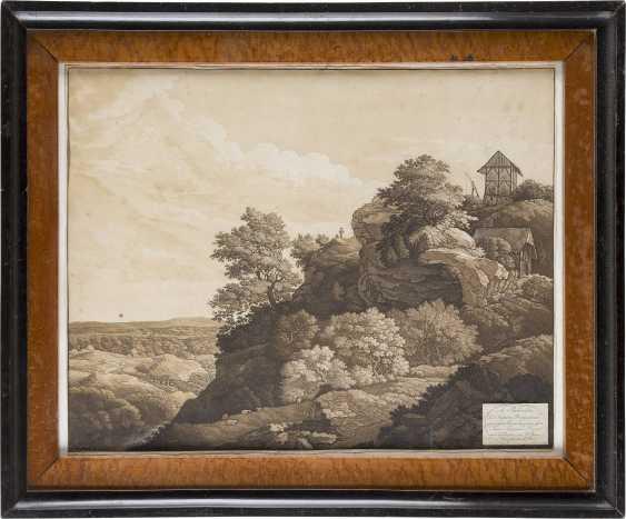 JOHANN THEOPHILUS PRESTEL 1739 Grönenbach - 1808 Frankfurt a.M. - photo 2
