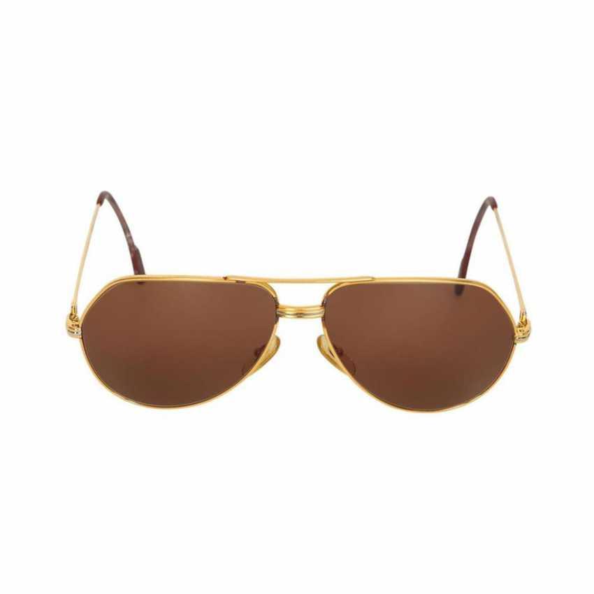Cartier Aviator sunglasses. - photo 1