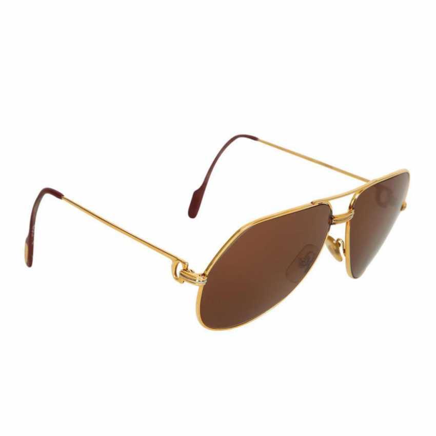Cartier Aviator sunglasses. - photo 3