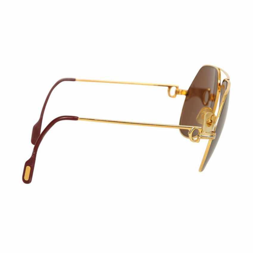 Cartier Aviator sunglasses. - photo 4