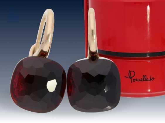 """Ohrschmuck: elegante, hochwertige Pomellato Ohrringe aus der Kollektion """"Nudo"""", 18K Gold - photo 1"""