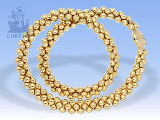 Kette/Collier: sehr hochwertiges und dekoratives vintage Collier mit interessantem Design - photo 1