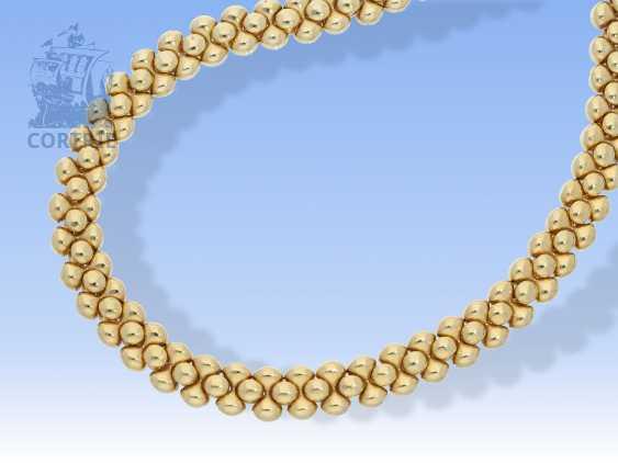 Kette/Collier: sehr hochwertiges und dekoratives vintage Collier mit interessantem Design - photo 2