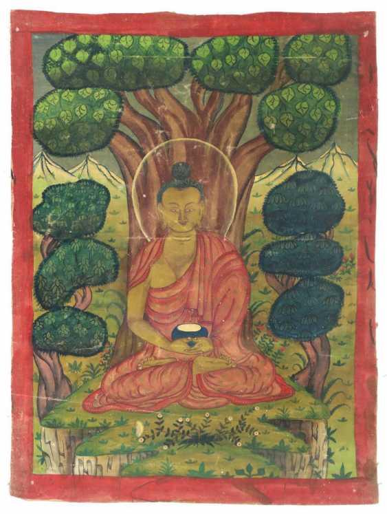 Bhaishayjaguru Medizinbuddha. - photo 1
