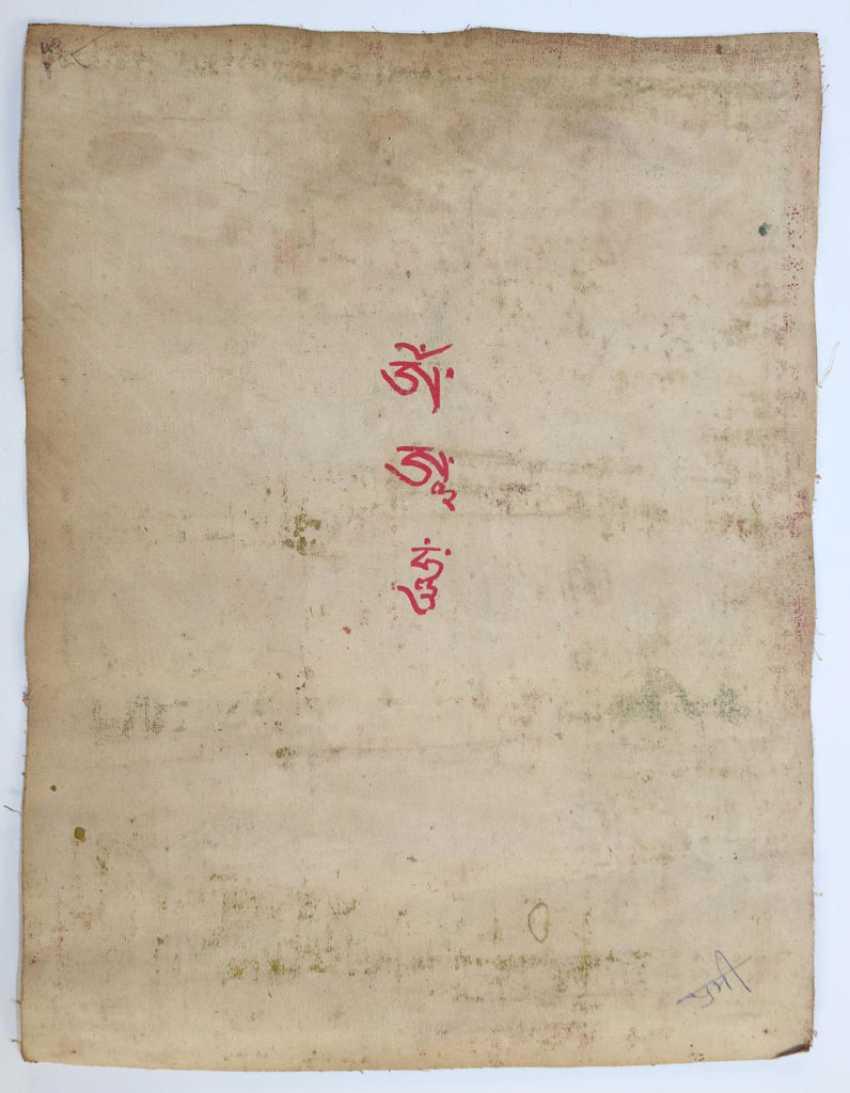 Bhaishayjaguru Medizinbuddha. - photo 2