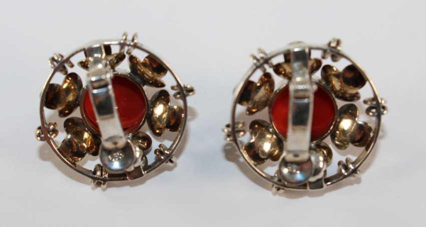Bijoux Art Déco en argent - photo 3