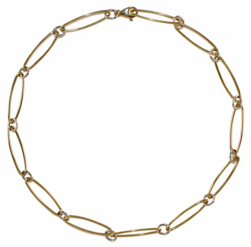 Collier, chain 585 WG / GG - photo 1