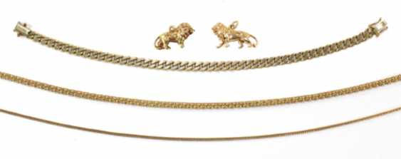 Gold jewelry and dental gold. - photo 1