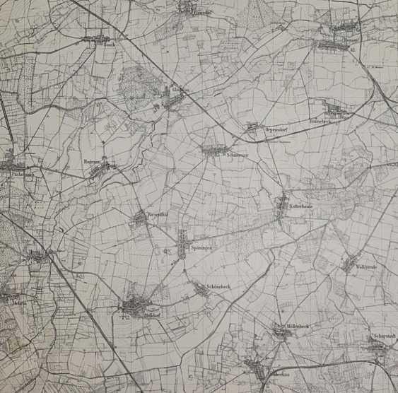 Topographische Karte - photo 1