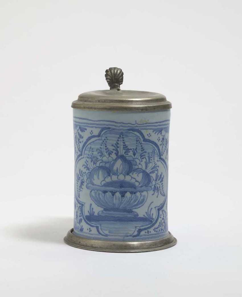 SMALL roll jug Nürnberg, 18. Century - photo 1