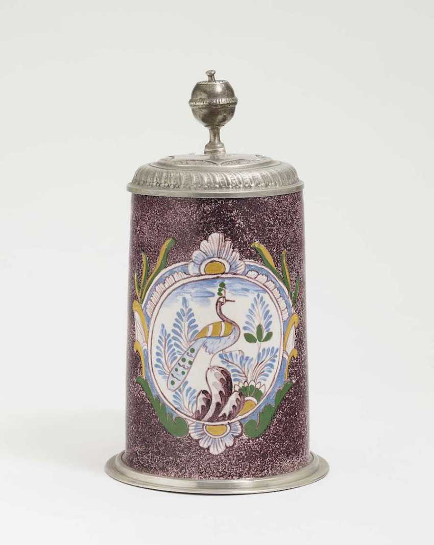 Rolls, pitcher of South Germany, 18. Century - photo 1