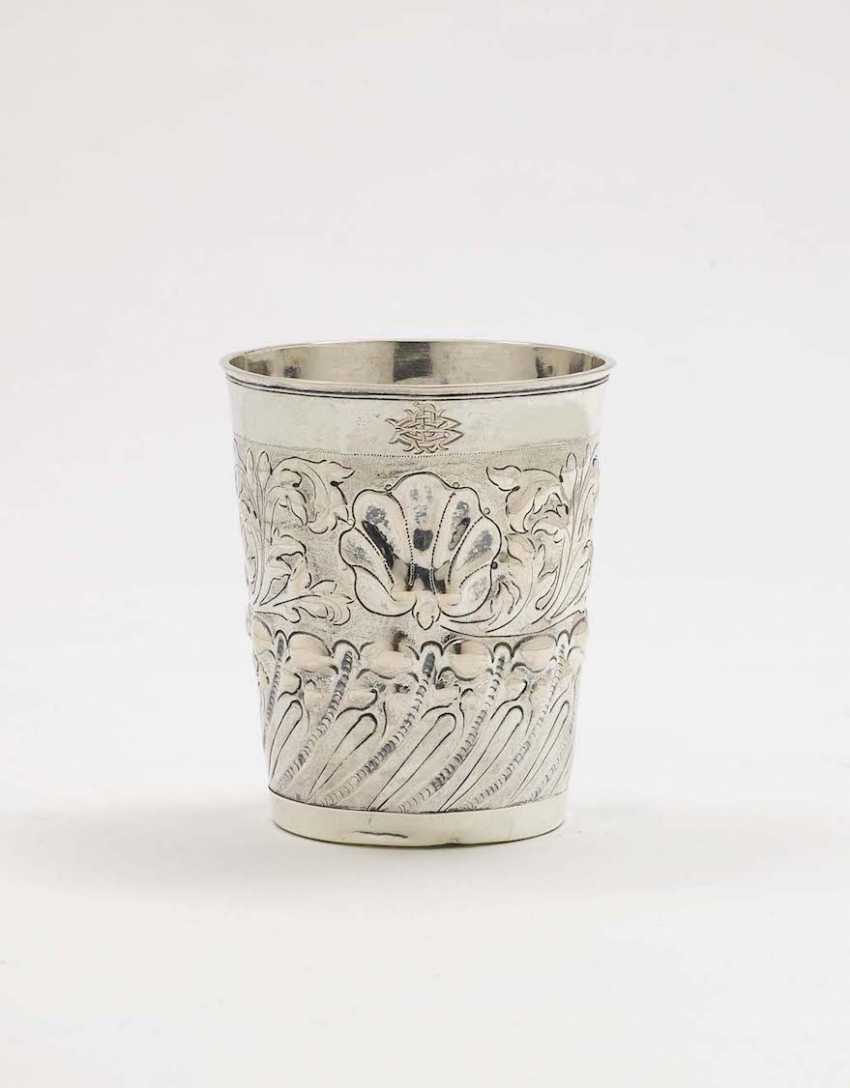 CUP Moscow, 1741 - 1749, master A. W. L. - photo 1