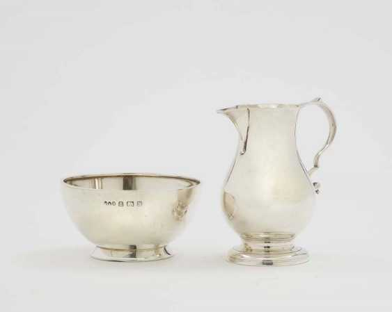 Cream pitcher, London, 1739/1740, probably Edward Wood - photo 1