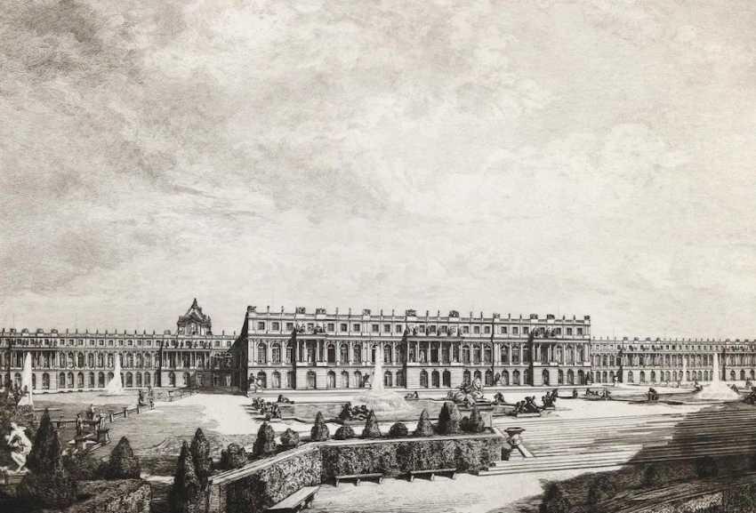 Versailles. - photo 1