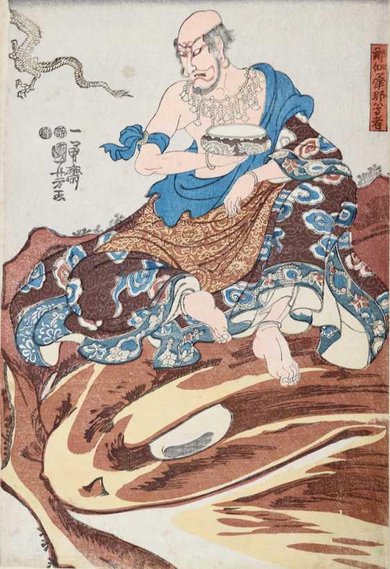 Kuniyoshi, Utagawa - photo 1