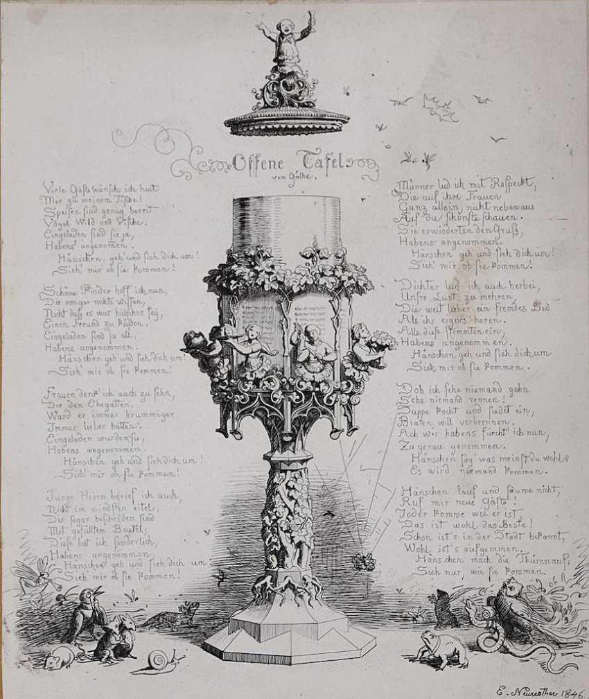 Neureuther, Eugen Napoleon - фото 1