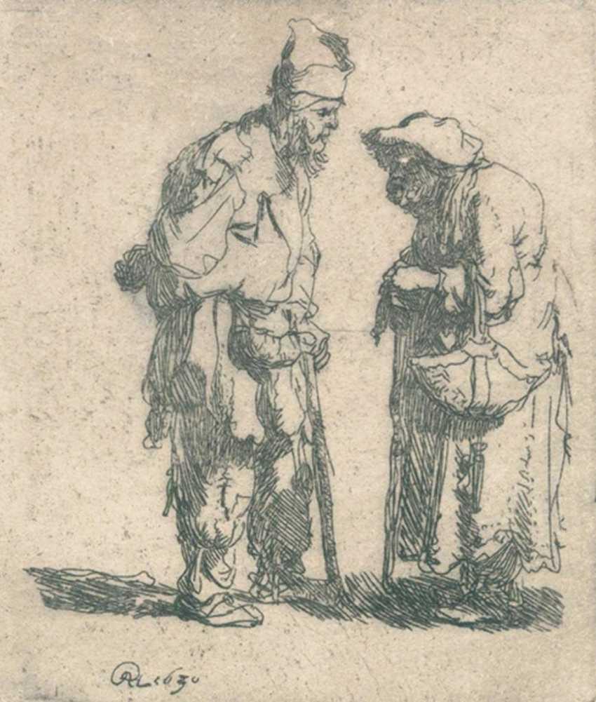 Rembrandt van Rijn, Harmensz. - photo 1