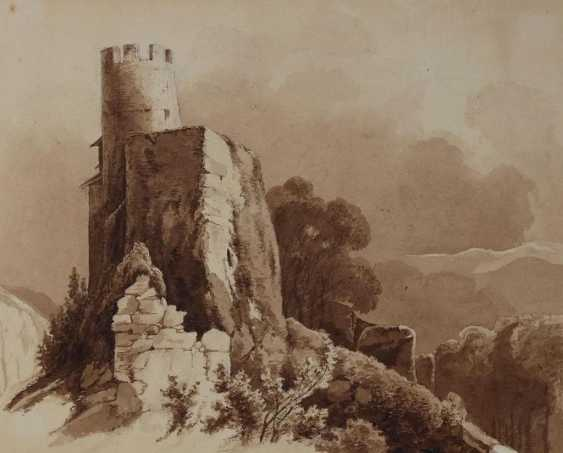 Schloss von La Rochette. - photo 1