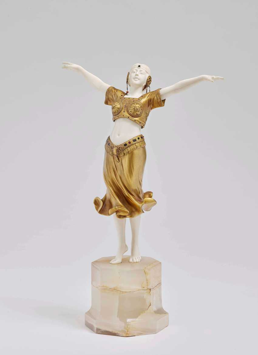 DANCER Ferdinand Preiss (1882 Erbach-1943 Berlin), attributed to - photo 1