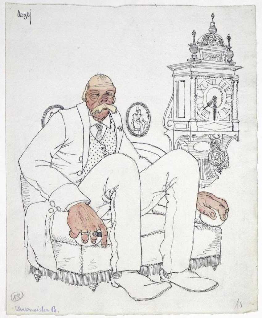 Uzarski, Adolf - photo 1