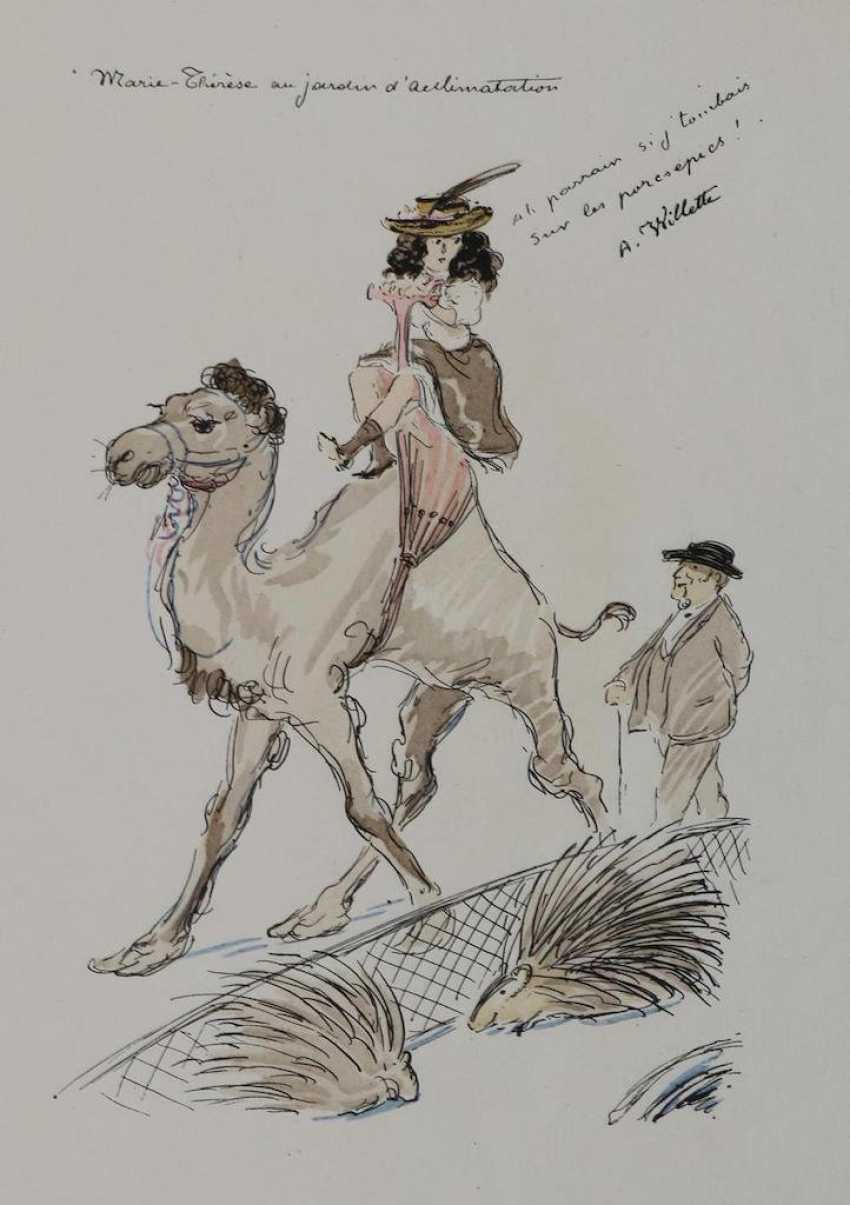 Willette, Adolphe - photo 1